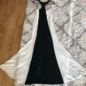 Dresses & Skirts - Black and White Summer Dress